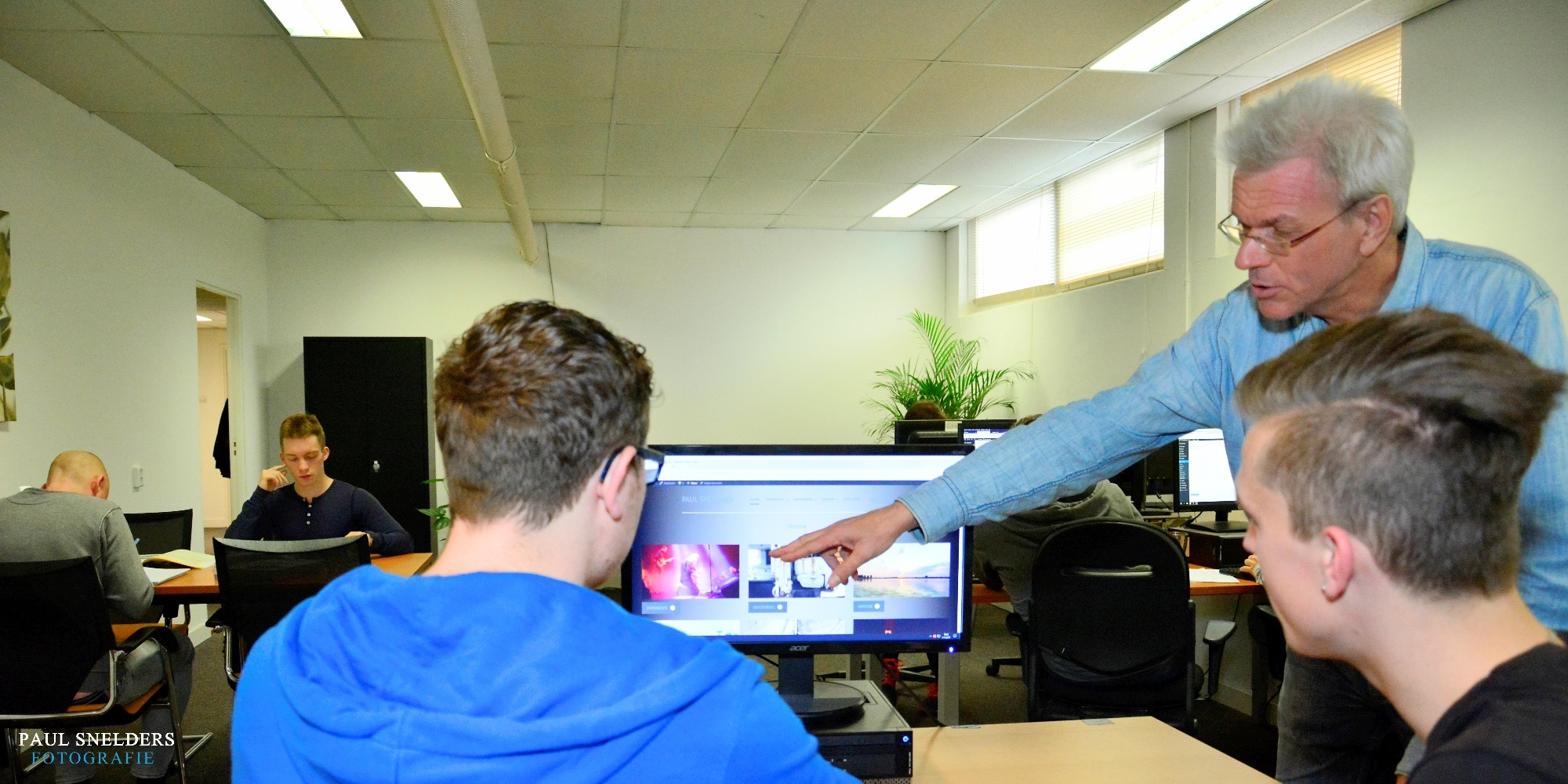 WerkRaat: Groep Webdesign - Leerwerkplekken Websites maken